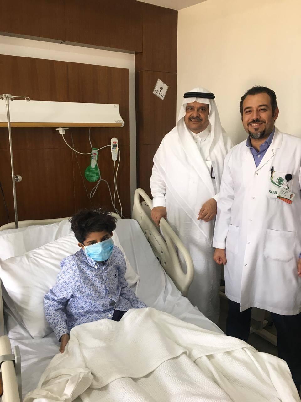زراعه الكبد بالمستشفى السعودي الألماني