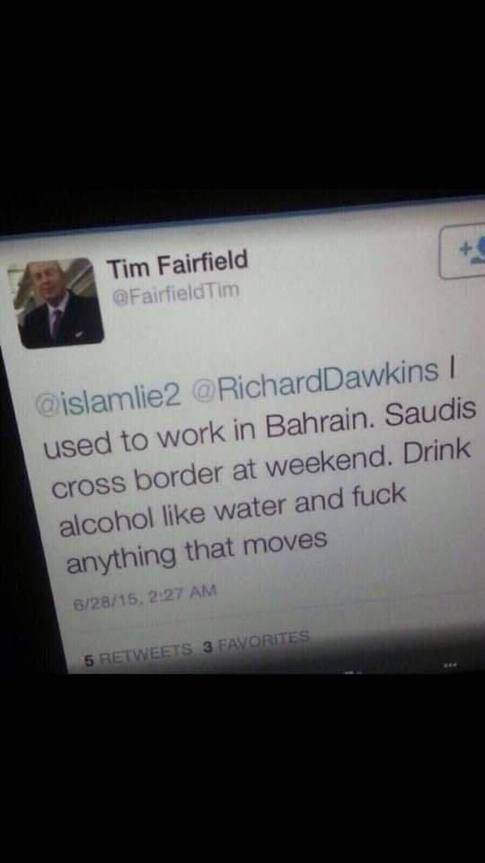 لكل شخص خارج الخليج، ماهي نظرتكم تجاه الخليجيين ?