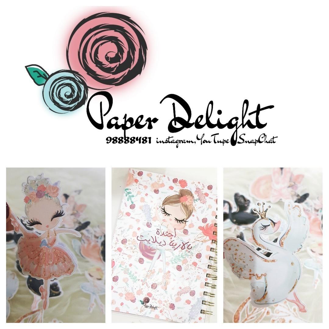مؤسسه Paper Delight