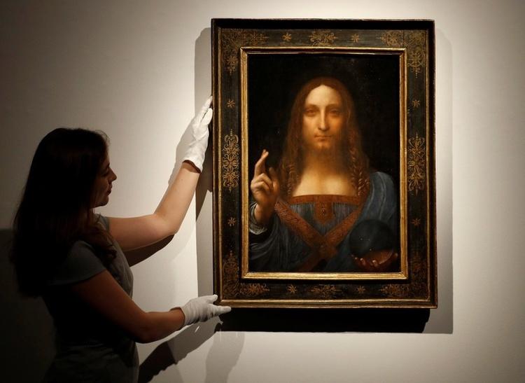 الكشف عن هوية مشتري أغلى لوحة بالتاريخ بقيمة 450 مليون دولار..