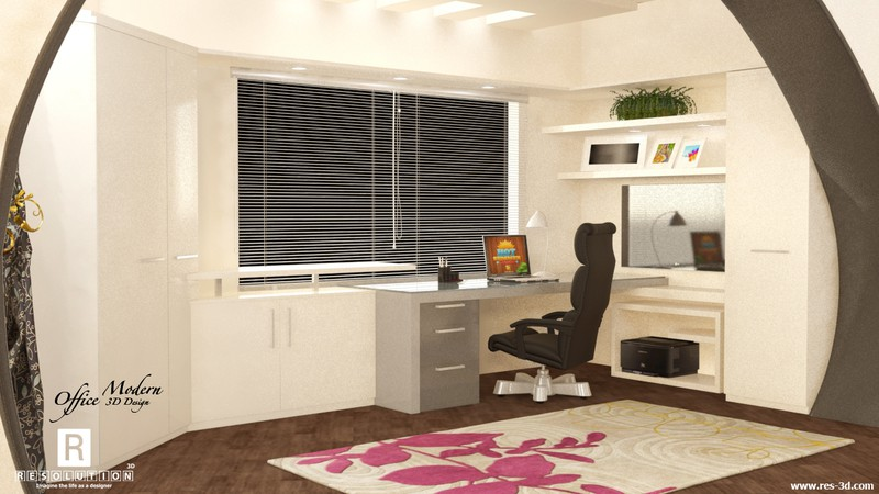 3D_Office_Design
