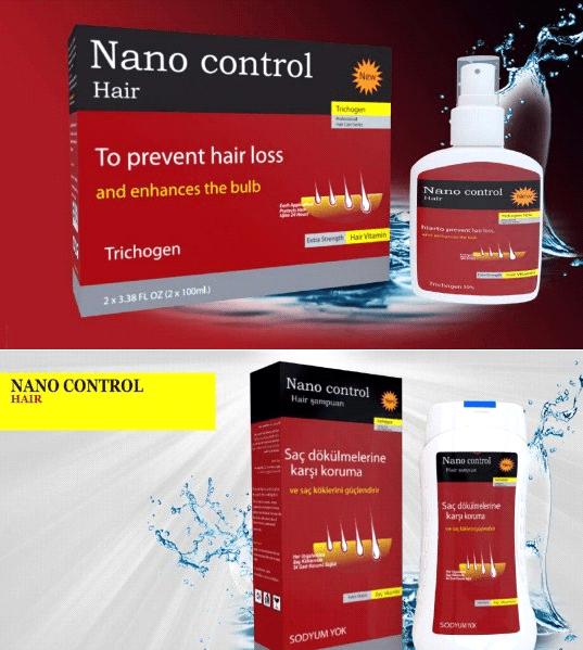 منتج Nano Control Hair