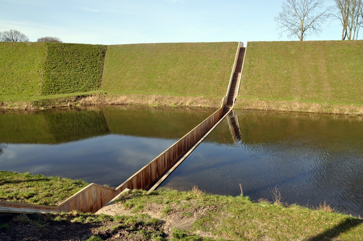 Moses-Bridge.-Netherlands