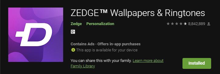 zedge-wallpaper