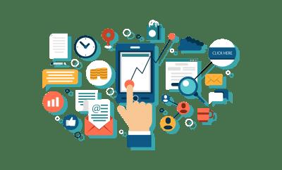 الصفقة الآمنة للتسويق الرقمي الالكتروني L