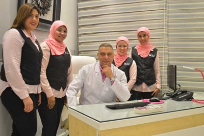 علاج سرطان الثدي في اكبر مراكز الاورام في مصر L