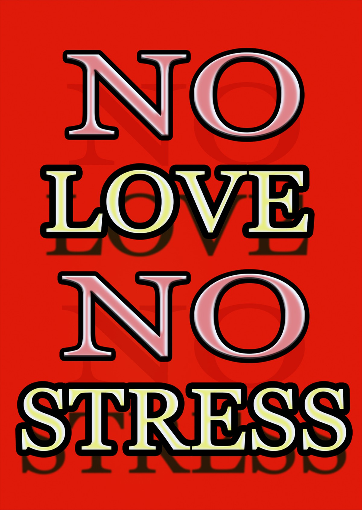 no-love-no-stress