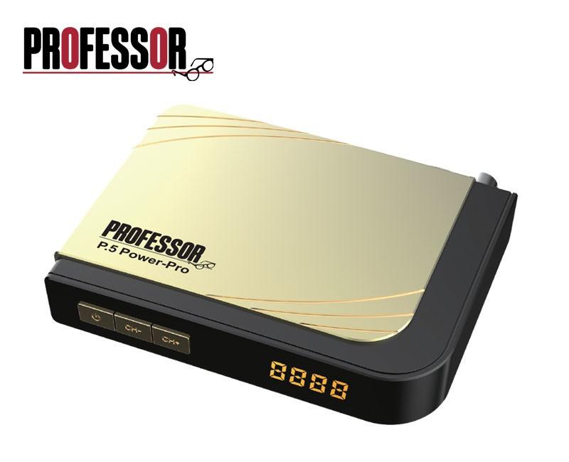 مراجعة رسيفر بروفيسور Professor Power-Pro