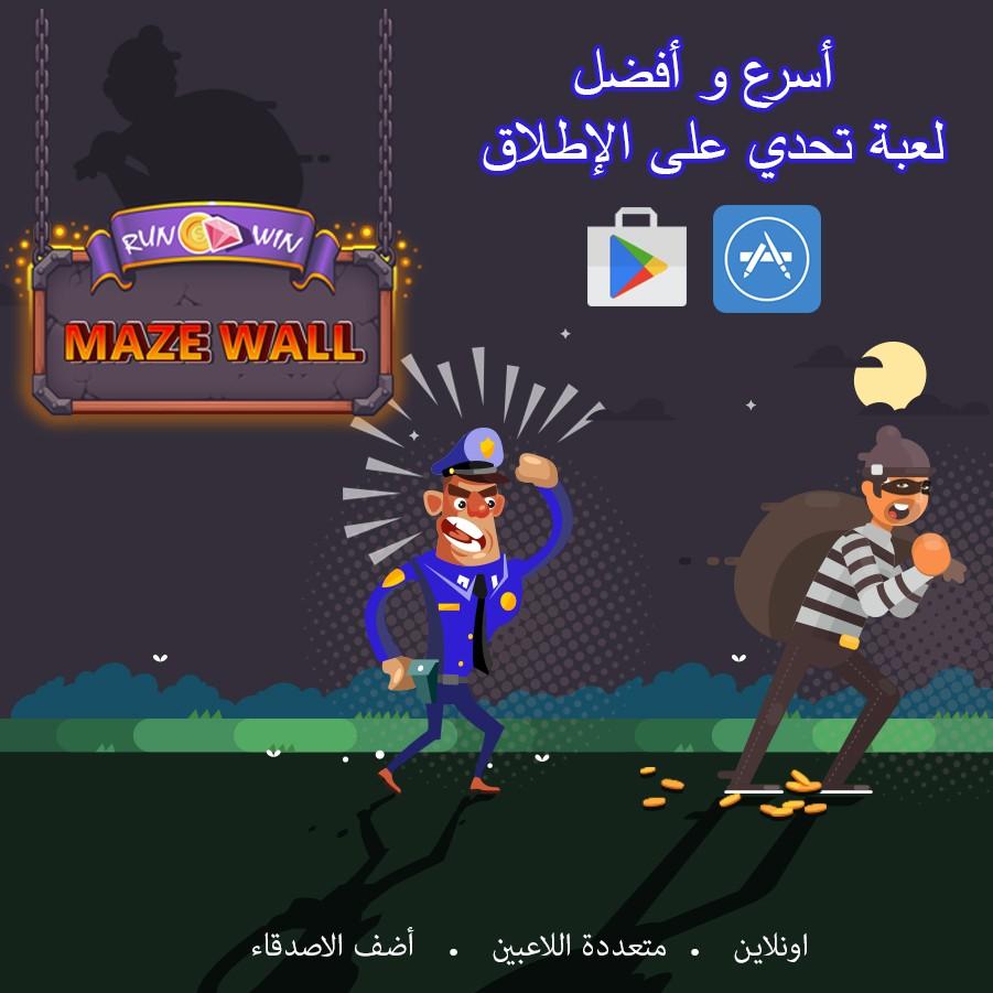Maze Wall 2018,2017 l