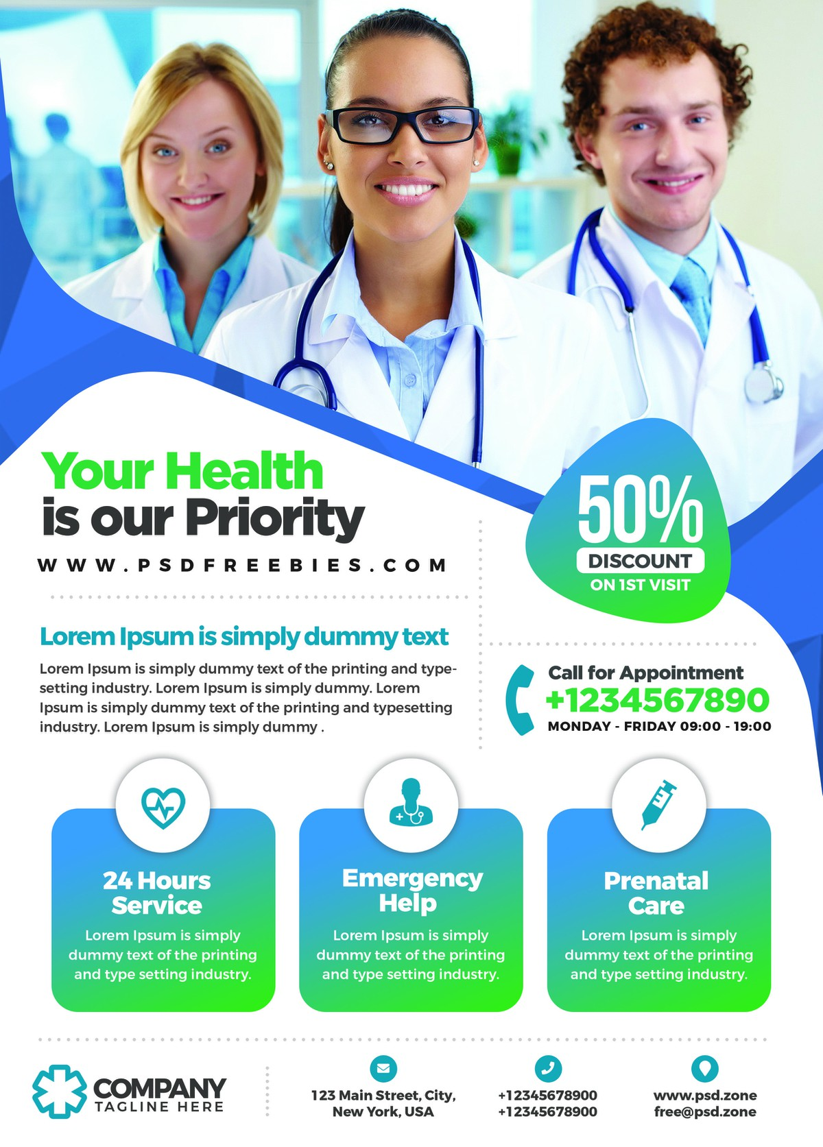 01-Medical_and_Health_Clinic_Flyer_PSD