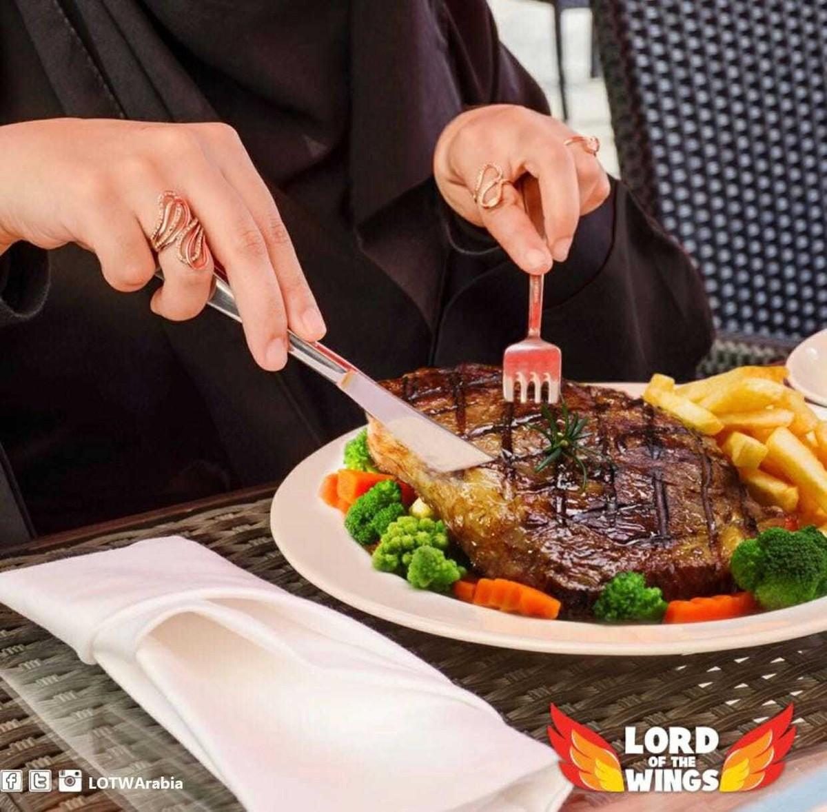 تمتع بالمذاق الفريد لأشهى الأطعمة l