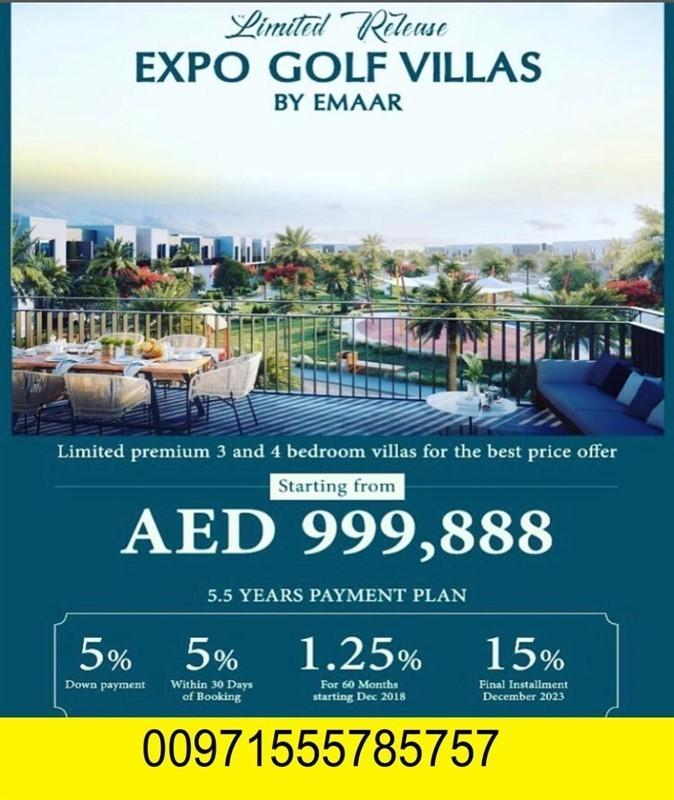 تملك شقتك الان في دبي بسعر مميز جدا وبالتقسيط الى مابعد الاستلام l