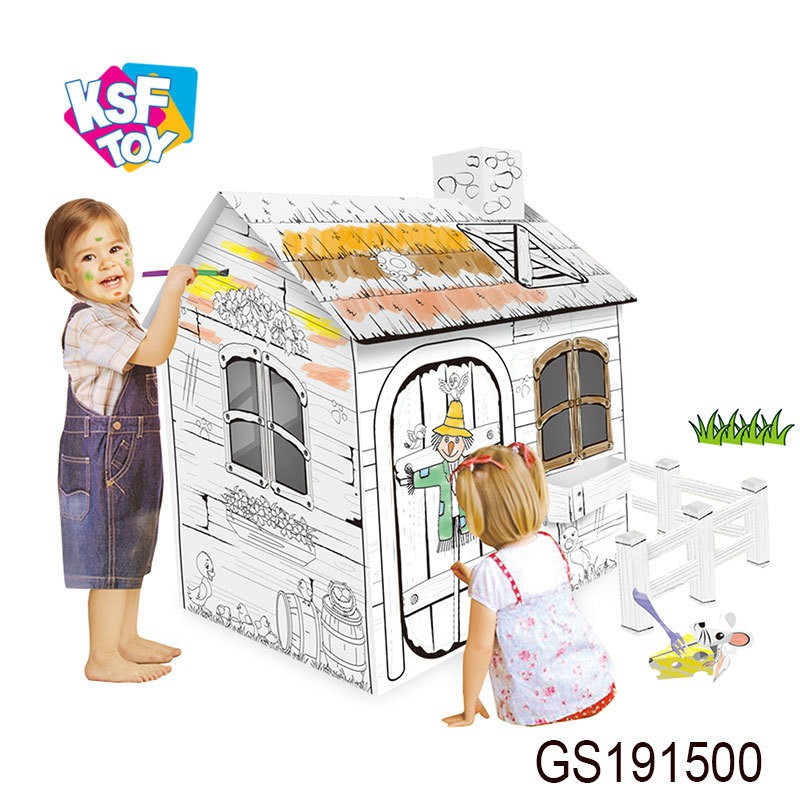 kids-3D-diy-house-drawing-toy-for