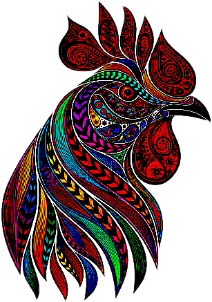 Discover_the_coolest__rooster_freetoedit_stickers
