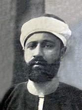 أحمد الهاشمي - صاحب كتاب جواهر الأدب