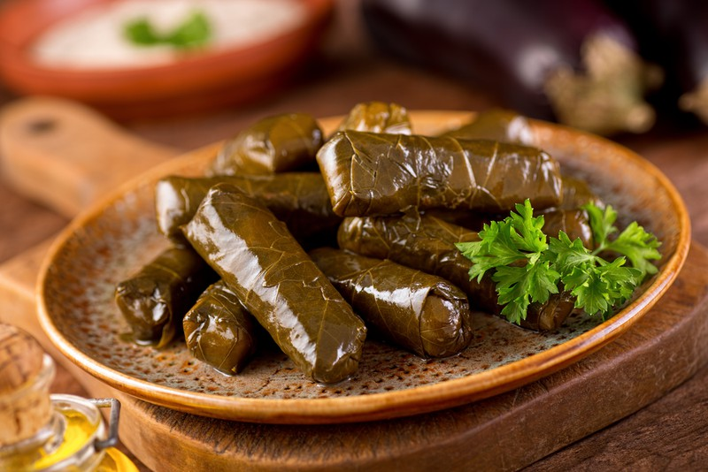 4._grape_leaves