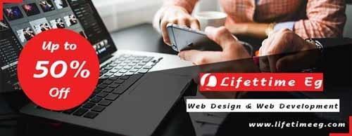 شركة تصميم مواقع لايف تايم L
