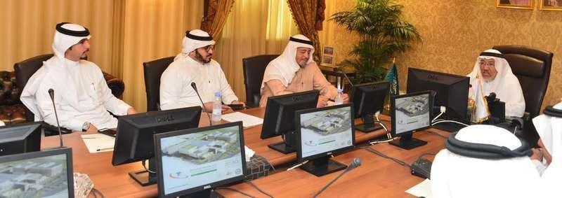 أمانة مكة والقطاع الخاص يدشنان مدينة البترجي الطبية بسعة 400 سرير وبتكلفة 1.5 مليار