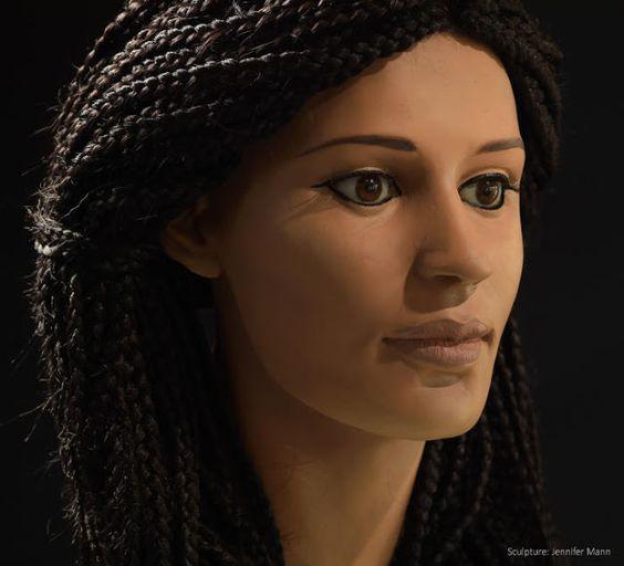 اعادة ملامح موميـاء فتاة مصرية الى الحيـاة بعد اكثر من 2000 سنة من وفاتها