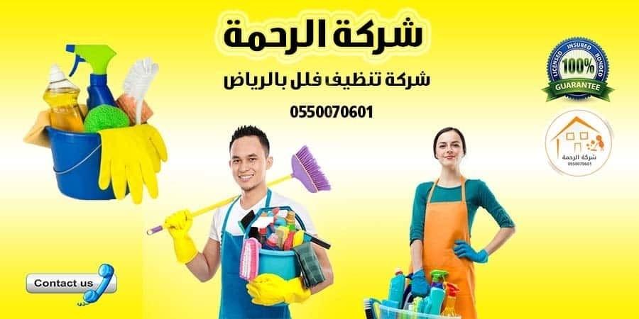 شركة تنظيف بجازان L