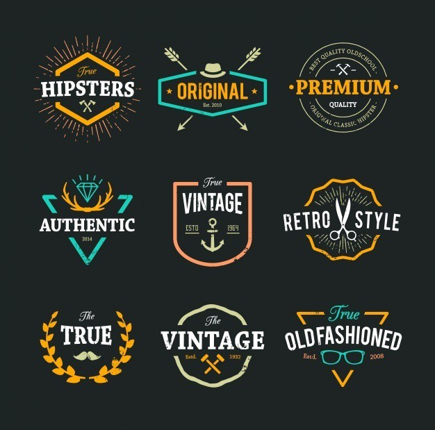 coloured-hipster-logo-collection_1176-27