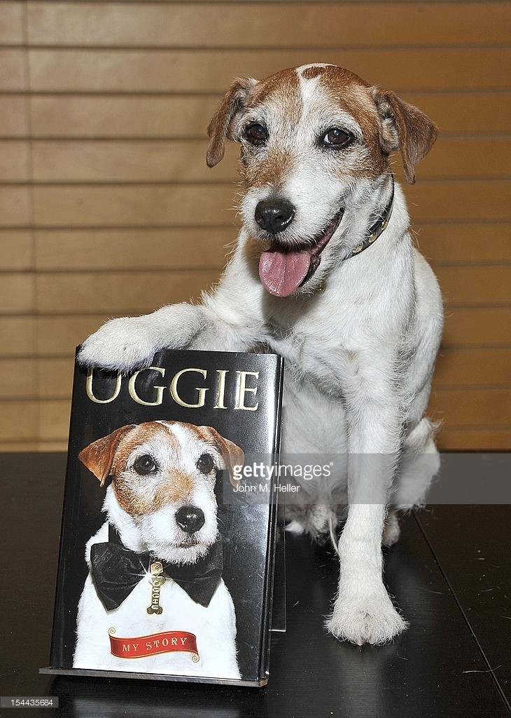 uggie-book