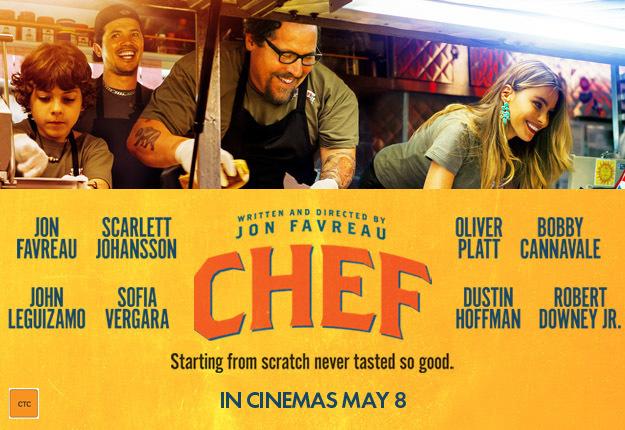 """أحب الأفلام التي تدور قصتها حول \"""" عالم الطبخ \"""" .. تكون ممتعة وبها معاني ملهمة"""