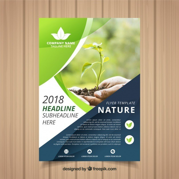 elegant-nature-flyer-template-with-photo_23-2147886567