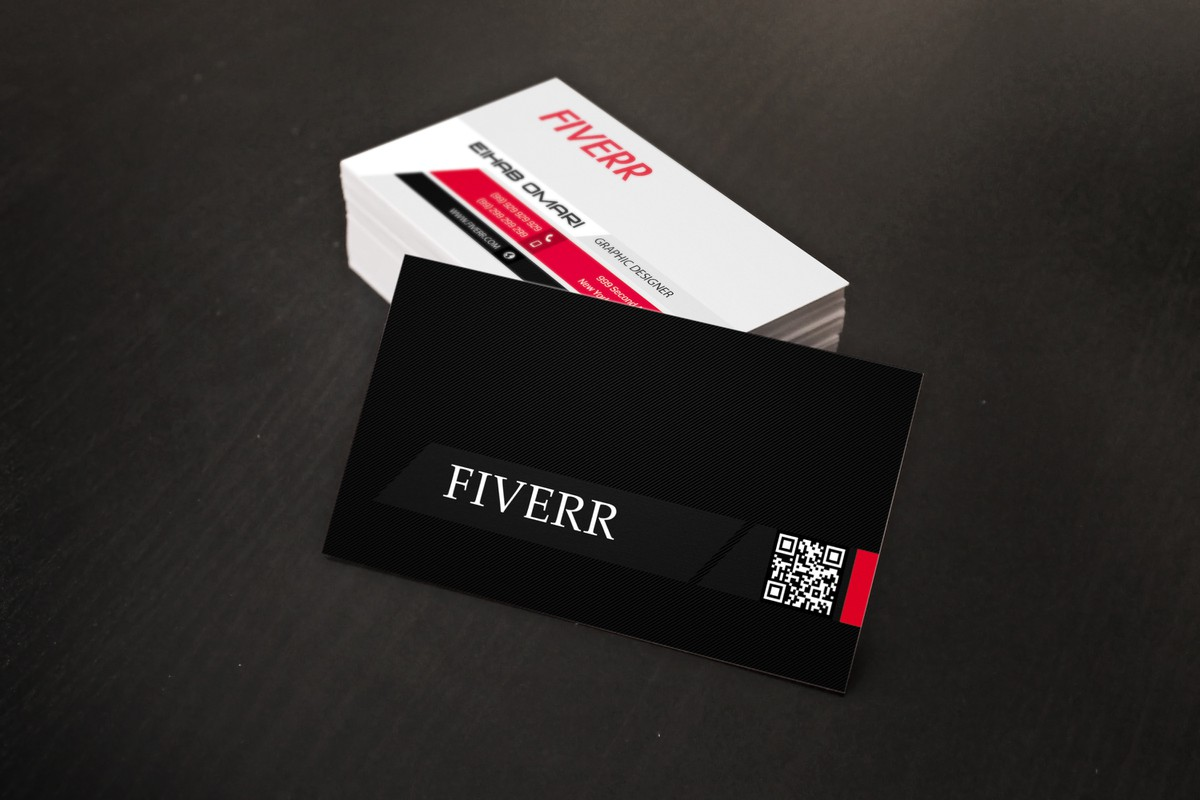 2-flyer-business-card-mock-up