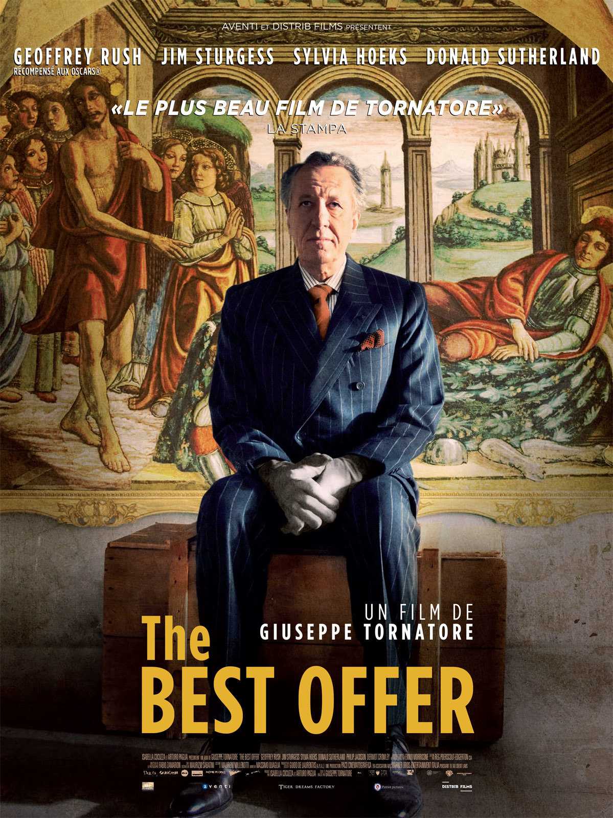 تصويت حسوب I/O لأفضل 100 فيلم أجنبي