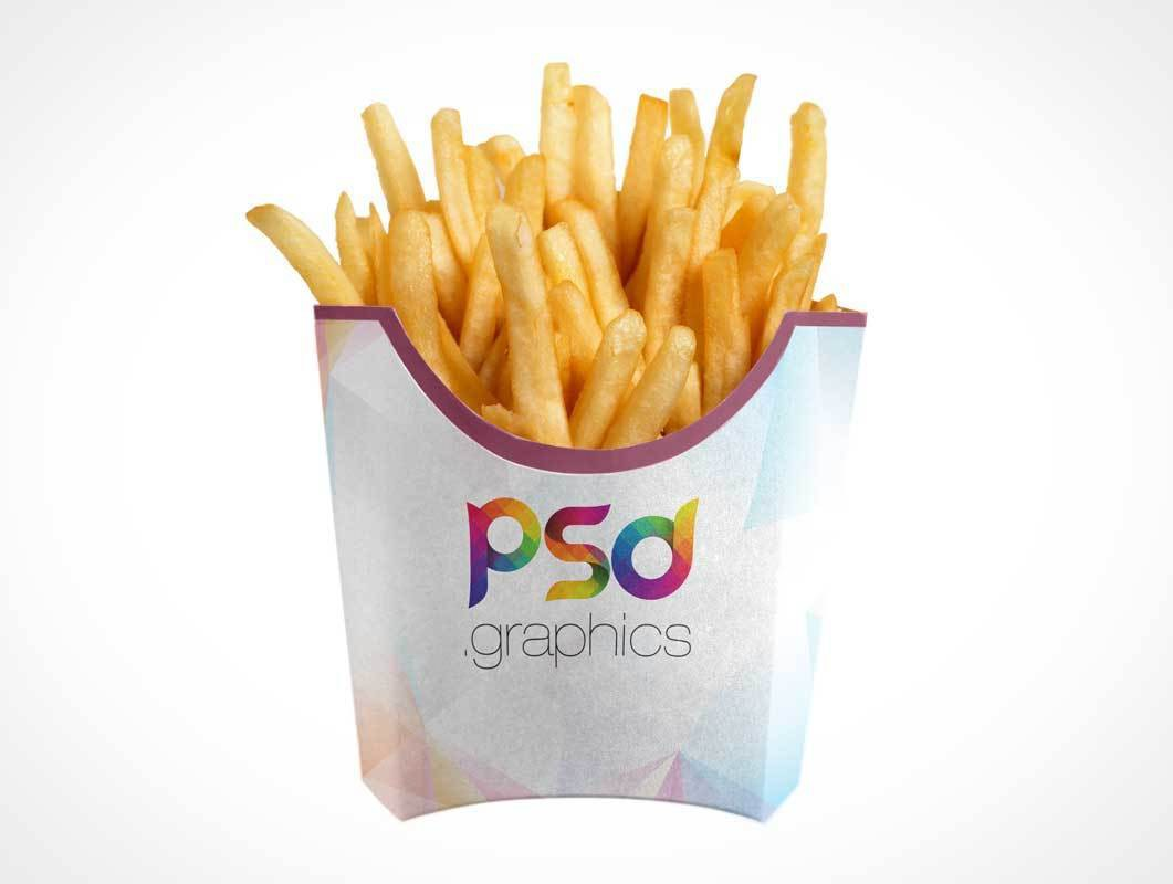 Fast-Food-French-Fries-Packaging-PSD-Mockup