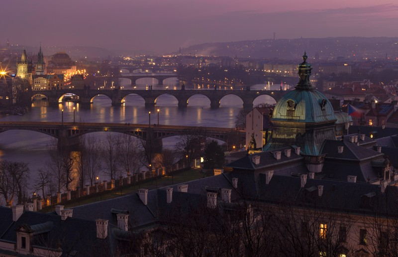 Bridges-of-Prague