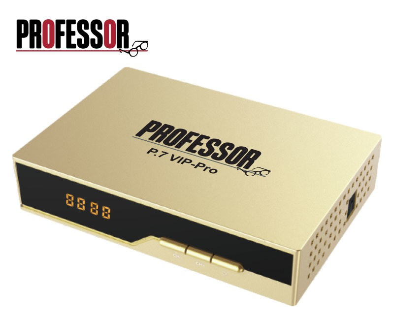 مراجعة عن رسيفر بروفيسور Professor P.7 VIP-Pro M