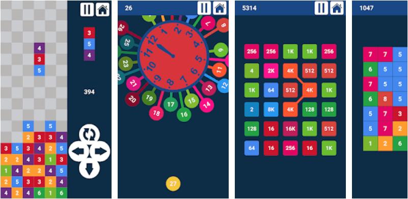 لعبة كوكب الأرقام ألعاب وألغاز L