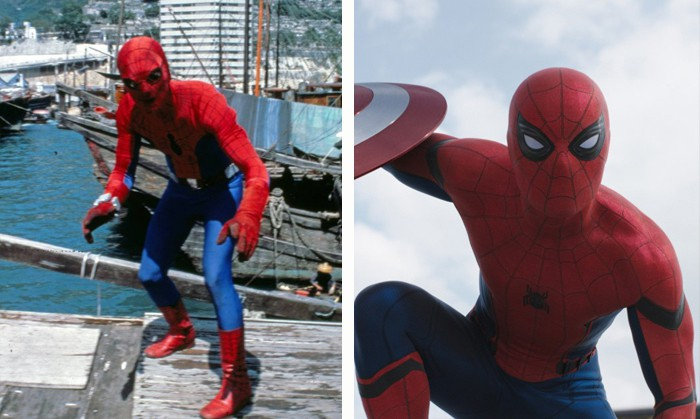 The Amazing Spider-Man: 1977 - 2016