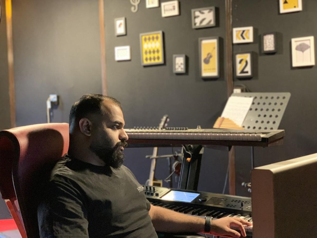 باقر نجاح يعلن عن الانتهاء من العمل في الاعمال الموسيقية
