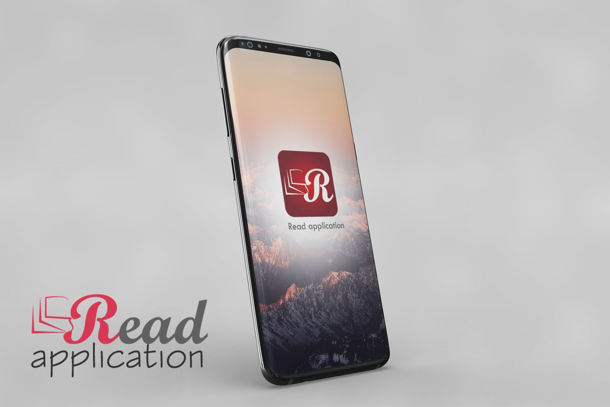 read  application  faek logo