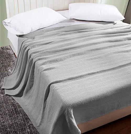 بطانية مصنوعة من القطن الحراري L