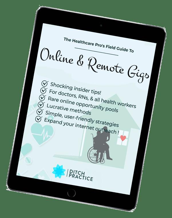 وظائف الرعاية الصحية عبر الإنترنت M