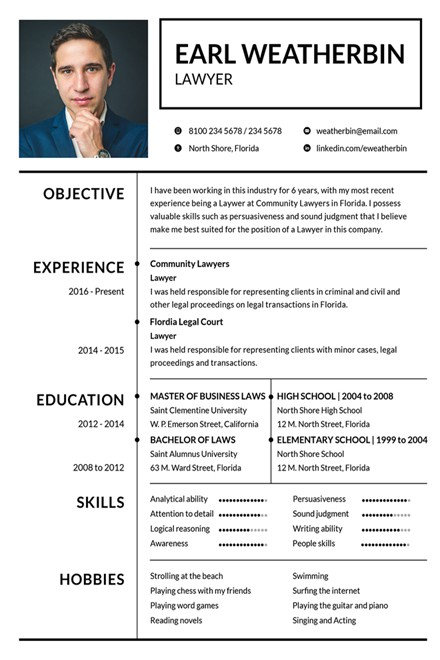 Lawyer-Resume-Template-4