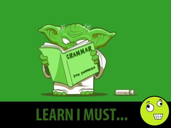 دليلك لإتقان كتابة العبارات الإنكليزية (الجزء الأول)