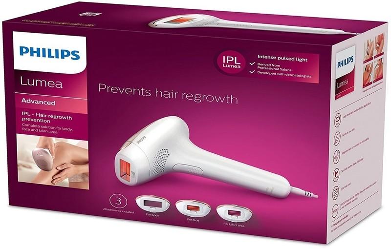 جهاز فيليبس لوميا لإزالة الشعر