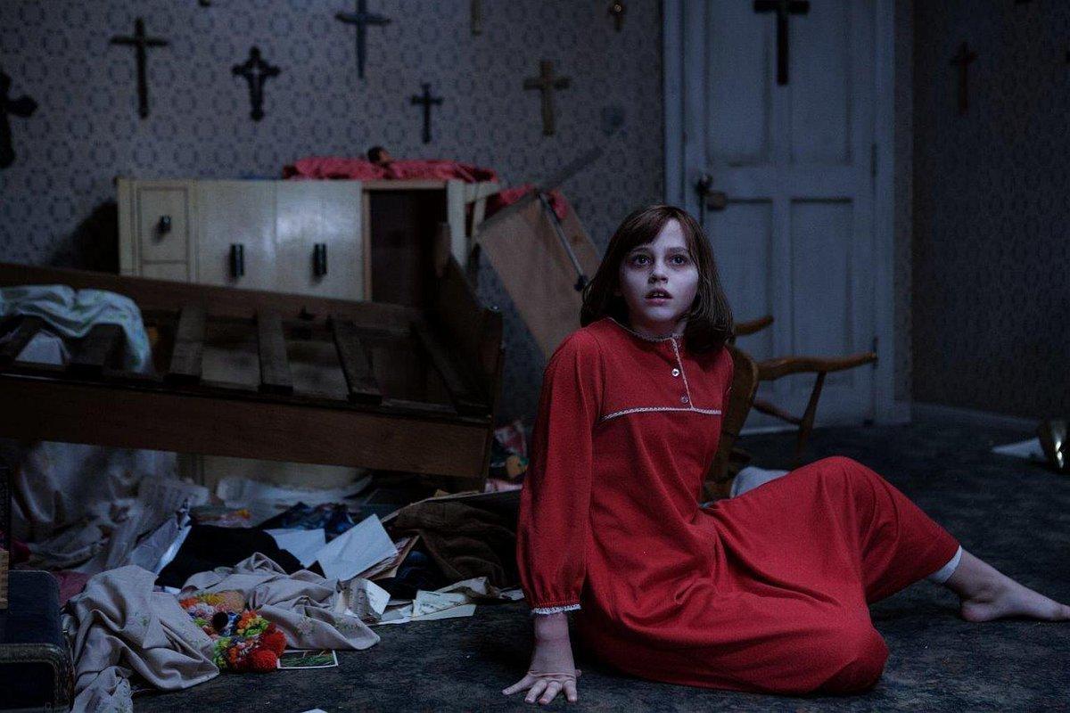 فيلم Conjuring .. كالعادة ، تسويق الفيلم عن طريق اعلان حالات وفاة واستحواذ شيطاني بين المشاهدين